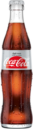 Coca Cola light 0,33l<sup>C,F,S</sup>