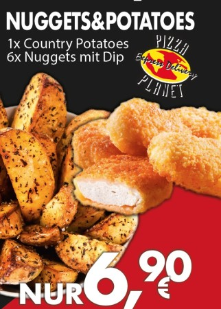 Nuggets & Potatos