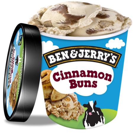 Cinnamon Buns 500ml