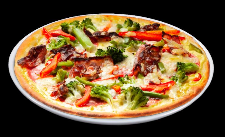 Pizza Arizona Solo 25 cm<sup>A,K,F</sup>