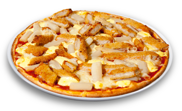Butterspargelpizza Family 40 cm<sup>F</sup>