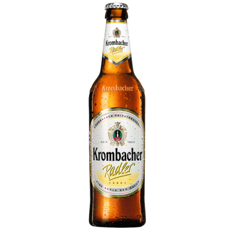 Krombacher Radler, 0,5 l