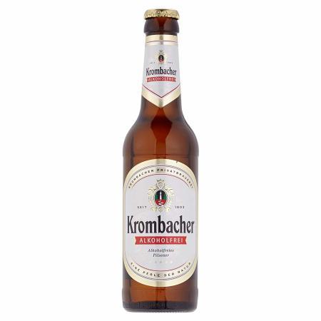 Krombacher Alkoholfrei, 0,5 l