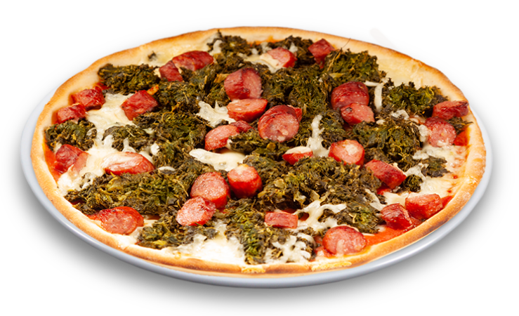 Pizza Grünkohl Family 40 cm