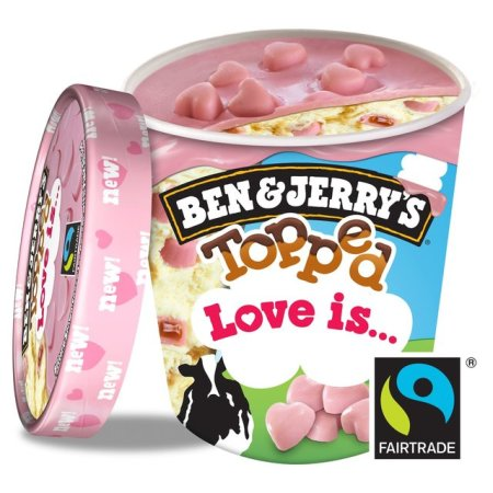 Topped Love is... 500ml