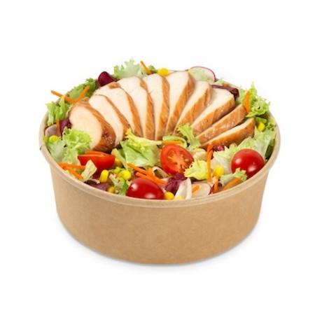 Poulet Salat Balsamico
