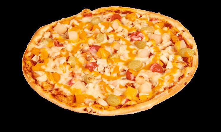 Pizza Südsee