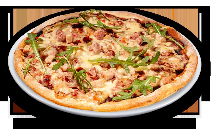 Bobby's Lieblingspizza<sup>F,St,V,E,S</sup>