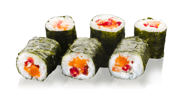 Maki Sake Granatapfel- 6Stk