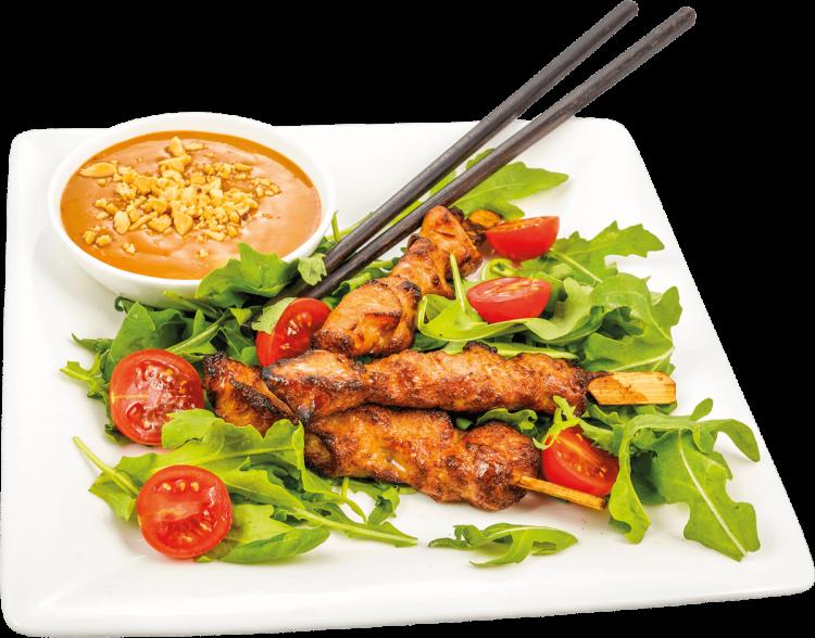 Chicken Teriyaki Spieße 3 Stück