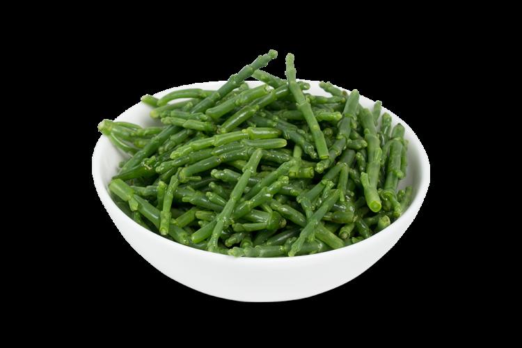 Meeresspargel Salat