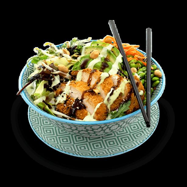 Yoko Poke Bowl Chicken