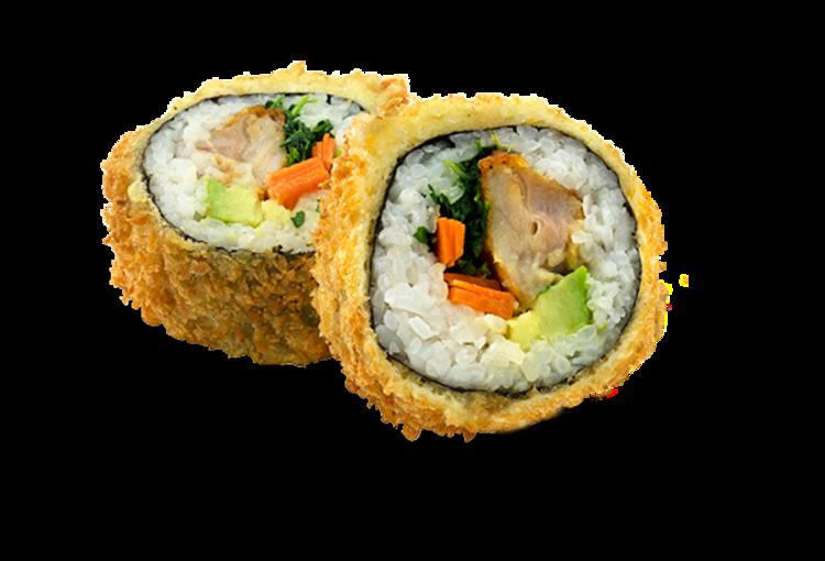 Yoko Roll Japanese fried Chicken - 4 Stück