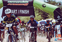 The first stage cycling event in...