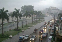 Rainfall in Cambodia continues to...