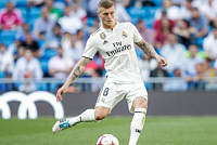 Toni Kroos renews his contract with...