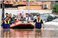 Indonesia Flood Death Toll Rises to 53