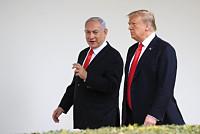 Netanyahu, Trump Discuss 'Critical...