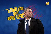 Official! Valverde fired by Barcelona...