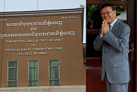 Kem Sokha denies all charges against...