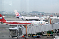 China has suspended flights and...