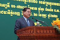 Prince Kheng: Some governors...