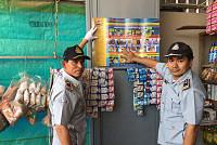 Tambon Khmum provincial officials...