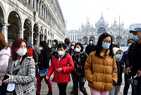 Infectious disease in Italy in just a...