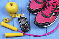 Exercise advice for people with diabetes
