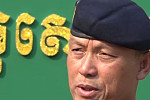 General Sao Sokha establishes...