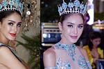 A Thai transgender woman has decided...