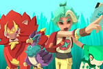Temtem, the Pokemon-Inspired MMO, Has...