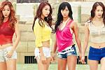 K-Pop groups celebrating their 10th...