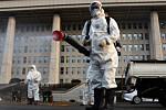 Covid-19: South Korea detects 284...