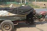 Battambang province arrests one truck...
