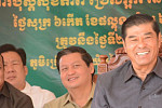 Senior Minister Meas Sophea announced...
