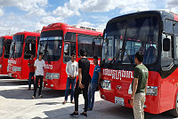 Good news! Public buses from Poipet...