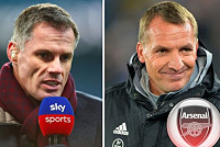 Jamie Carragher explains why Brendan...