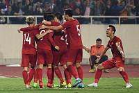 World Cup qualifier: Vietnam remain...