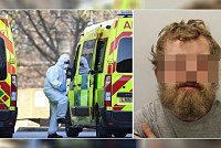 Man jailed for stealing mask and hand...