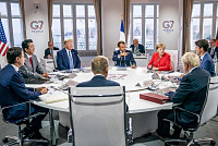 G7 World suffered from COVID-19...