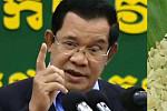 Cambodia's Prime Minister Hun Sen has...