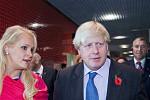 U.S. Businesswoman Says Boris Johnson...