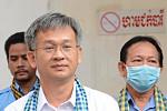 Phnom Penh Municipality Hands Over...