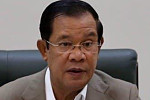 PM Hun Sen Presides Over a Meeting of...