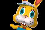 Animal Crossing's Zipper T Bunny...