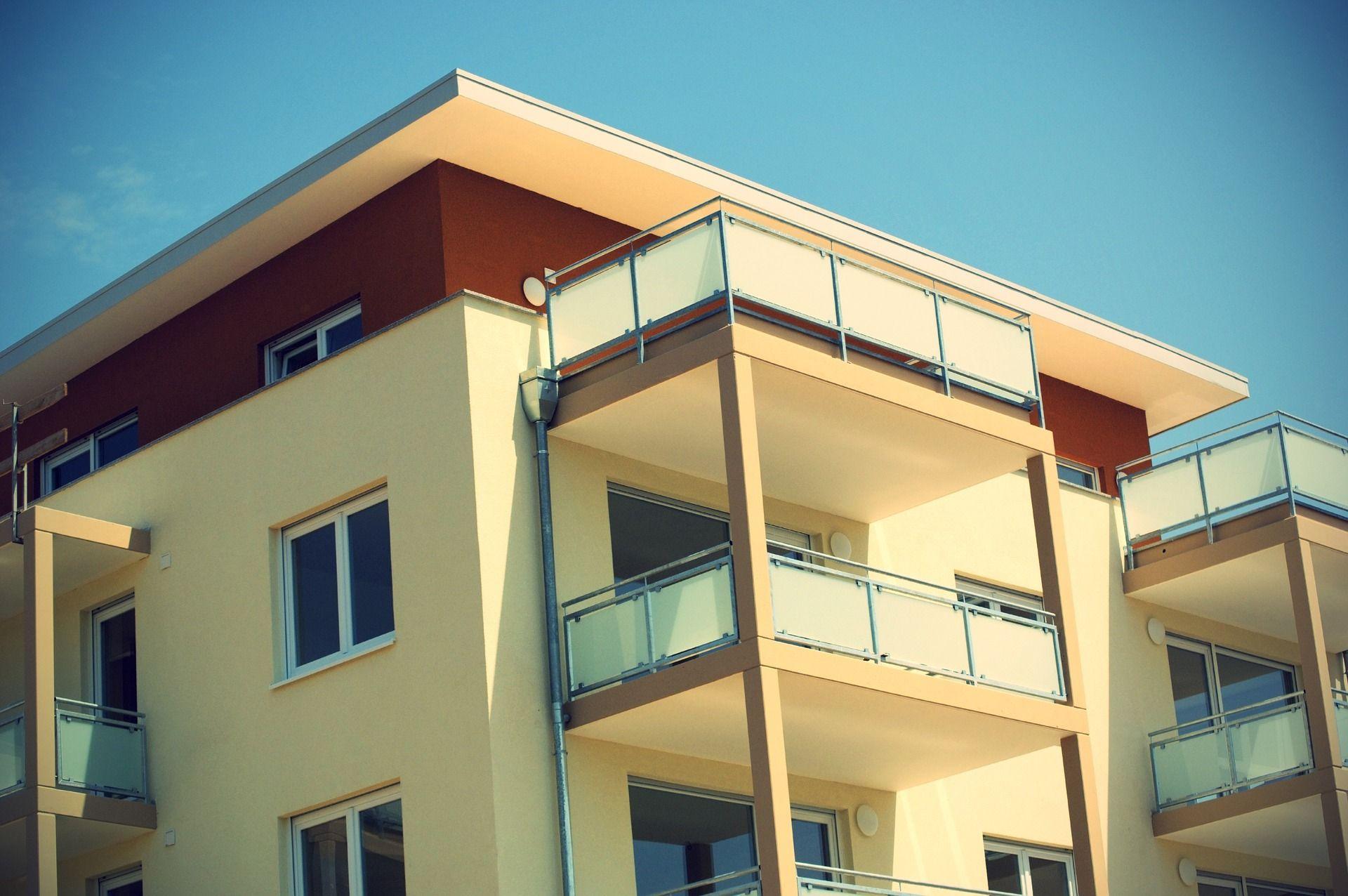 immeuble résidentiel
