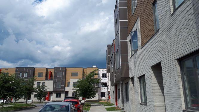 Éco-quartier Estimauville