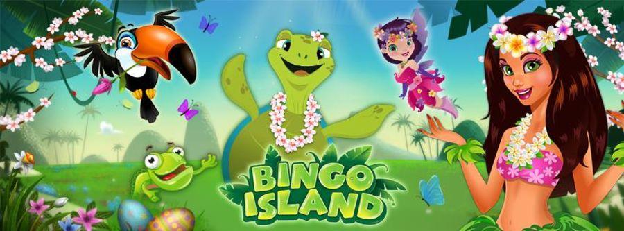 Bingo Island logo