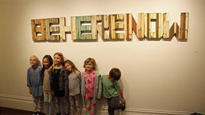 """Opening Reception for """"Be Here Now"""""""